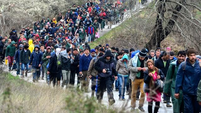 Grecja: ponad 1000 migrantów opuściło obóz w Idomeni