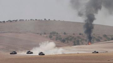 24-08-2016 10:32 Reuters: tureckie czołgi wjechały na terytorium Syrii
