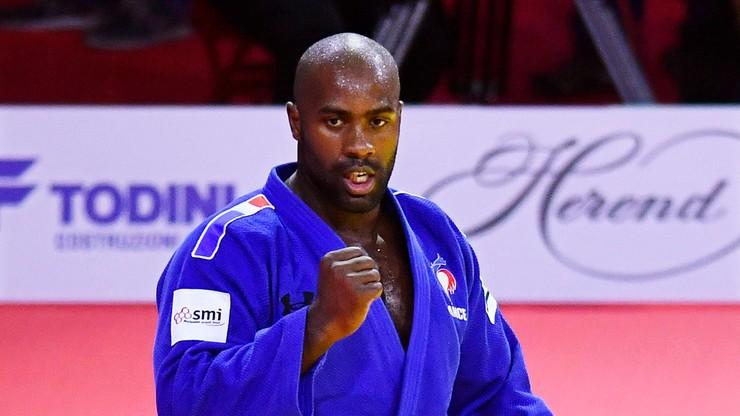 MŚ open w judo: Riner potwierdził występ w Maroku