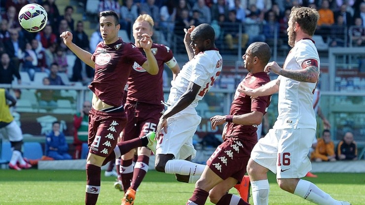 Lazio wiceliderem. Torino z Glikiem w składzie zatrzymało Romę
