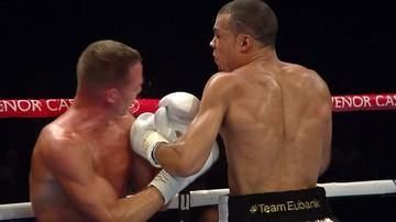 2015-10-24 Eubank Jr z efektownym nokautem! Pierwsza udana obrona pasa WBA