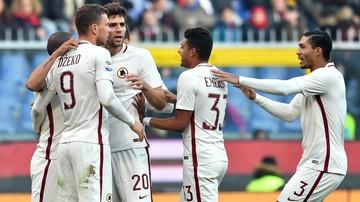 2017-01-08 Serie A: Wygrana Interu w końcówce, Szczęsny broni zwycięstwa Romy!