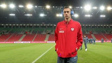 2017-03-14 Reprezentant Polski już po zabiegu. Ma szansę zagrać na Euro U-21