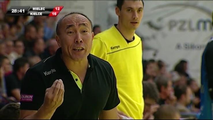 Porażka Wisły Płock w LM. Dujszebajew trenerem reprezentacji Węgier