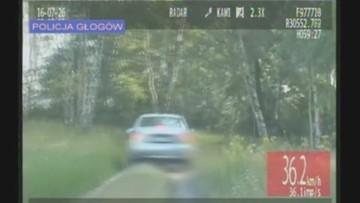 28-07-2016 12:30 Pościg za pijanym kierowcą. Uciekał polnymi drogami