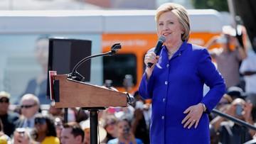 07-06-2016 05:53 AP: Clinton pewna nominacji prezydenckiej Demokratów