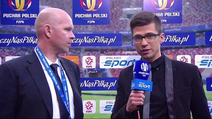 2015-05-02 Berg: Nie bagatelizowaliśmy Pucharu