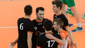 2015-10-31 PlusLiga: Jastrzębski Węgiel wygrał wojnę nerwów w Sosnowcu