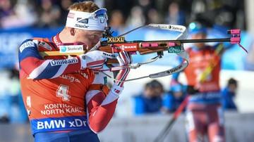 2017-03-17 PŚ w biathlonie: Zwycięstwo Boe w sprincie