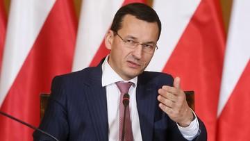 30-09-2016 15:15 Morawiecki: ok. 30 mld zł z budżetu dla słabiej uposażonych