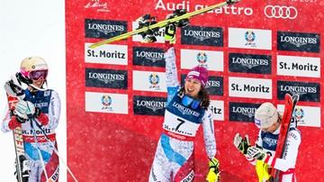 2017-02-10 Alpejskie MŚ: Złoto dla Holdener