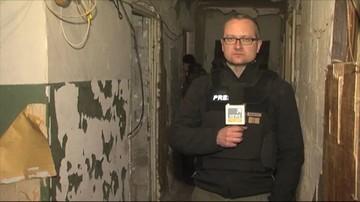 26-05-2016 17:01 Reporter Polsat News musiał wyjechać z Ługańska