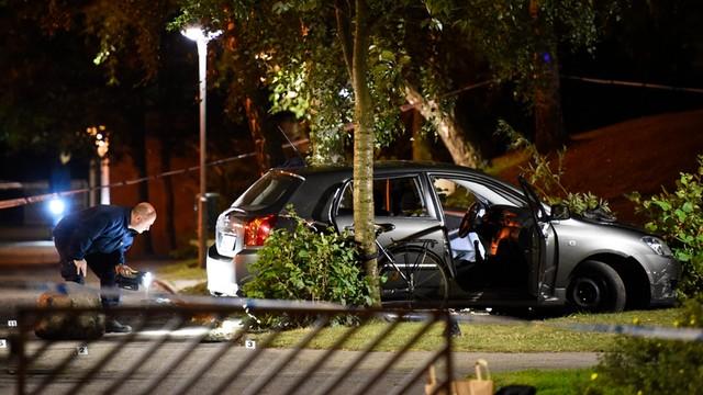 Szwecja: strzelanina w Malmoe, 4 osoby ranne