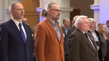 12-11-2016 18:50 Powstała Unia Europejskich Demokratów. Na kongresie założycielskim m.in. Wałęsa i Kijowski