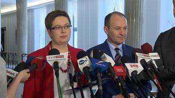 Nowoczesna apeluje o przyspieszenie liczenia głosów pod wnioskiem o referendum edukacyjne