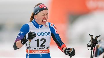 2017-04-08 Kowalczyk na podium w ostatnim biegu Ski Classics