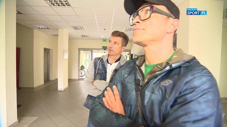 Z Ligi Mistrzów do Ostródy. Iwanow odwiedził Majaka