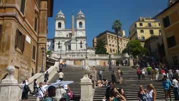 10-09-2016 07:55 Zamkną Schody Hiszpańskie? W Rzymie trwa debata