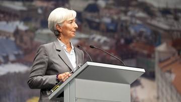 11-02-2016 18:06 Szefowa Międzynarodowego Funduszu Walutowego nominowana na drugą kadencję. Jest jedyną kandydatką
