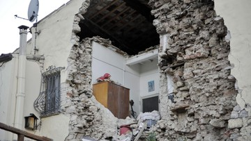 31-10-2016 12:53 Włochy: ponad 700 wstrząsów wtórnych po niedzielnym trzęsieniu ziemi