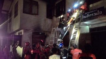 23-05-2016 07:21 Pożar w internacie. Zginęło 17 uczennic