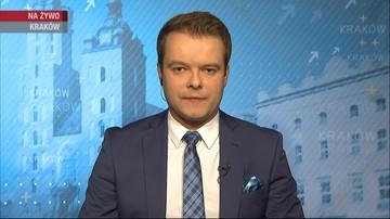 """30-10-2016 20:48 """"Mam pełne zaufanie do ministra"""". Rafał Bochenek o szefie MON i Mistralach"""
