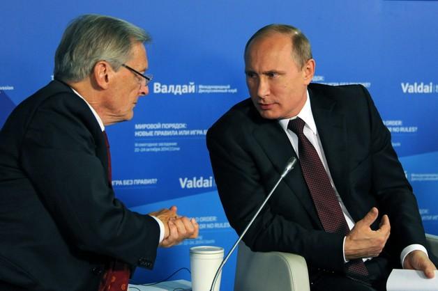 Rosja: spada popularność Władimira Putina