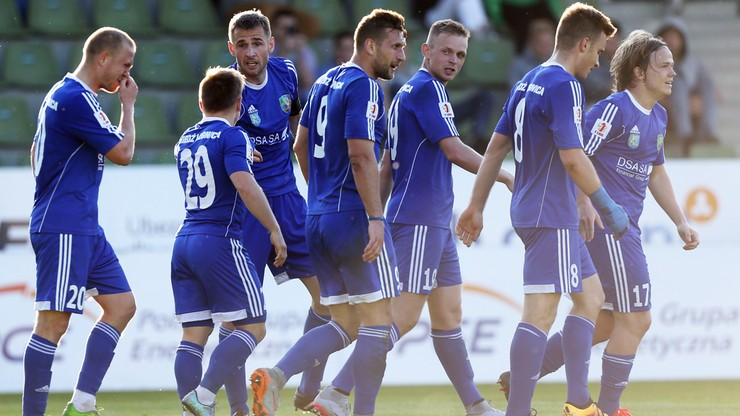 1 liga: Miedź Legnica kończy 45 lat