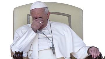 """Media: papież zwolnił urzędnika. Bo był """"zbyt władczy"""""""