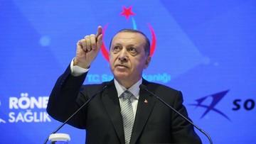 23-07-2017 12:18 Erdogan: przedłużanie kryzysu w Zatoce Perskiej nie leży w niczyim interesie