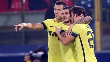 2015-10-28 Serie A: Inter przerwał złą passę. Bolonia zdobyta