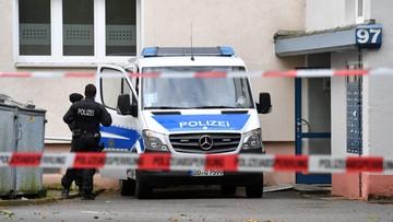 09-10-2016 12:20 Chemnitz: zatrzymano Syryjczyka podejrzanego o współsprawstwo w przygotowaniach zamachu