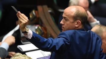 """""""Prezydent po raz kolejny złamał konstytucję"""". Budka o uchwale SN"""