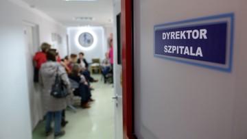 """31-03-2017 17:42 Pielęgniarki ze szpitala w Staszowie czasowo zawiesiły protest. """"Jest światełko w tunelu"""""""