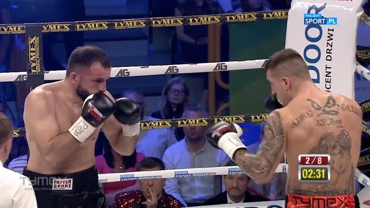 Adam Balski - Taras Oleksijenko. Skrót walki