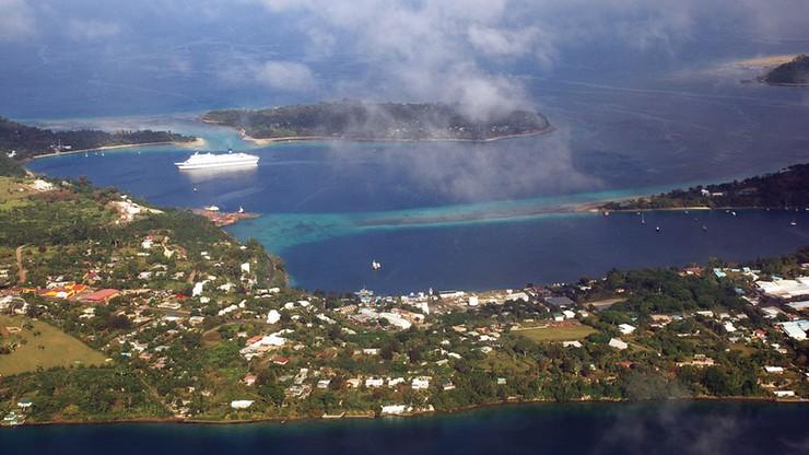 Trzęsienie ziemi na Pacyfiku. Brak informacji o ofiarach