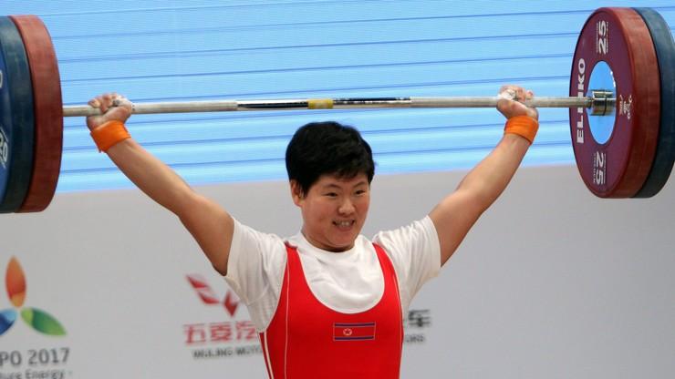 Koreanka mistrzynią świata w kat. 69 kg
