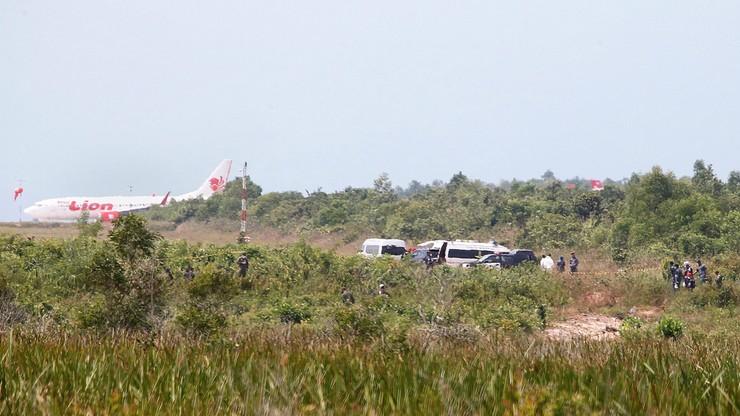 Katastrofa myśliwca Gripen w Tajlandii. Pilot zginął