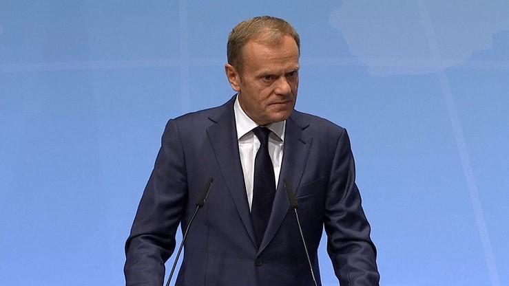 """""""Rz"""": Tusk sonduje możliwość budowy nowej partii"""