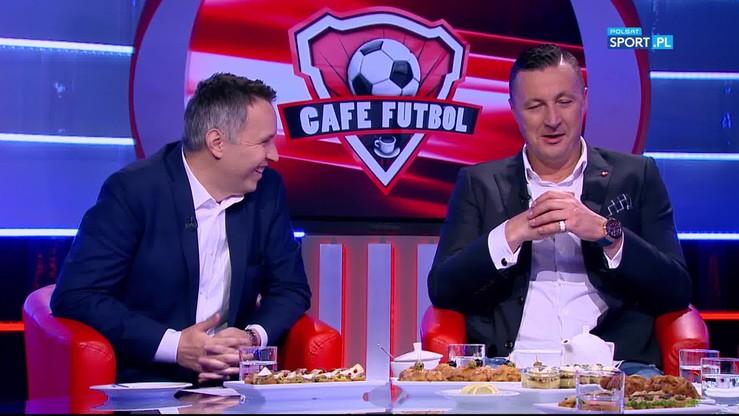Numer i marzenie Hajty, prawo jazdy Kryszałowicza i kompromitujące zdjęcia, czyli najlepsze momenty Cafe Futbol