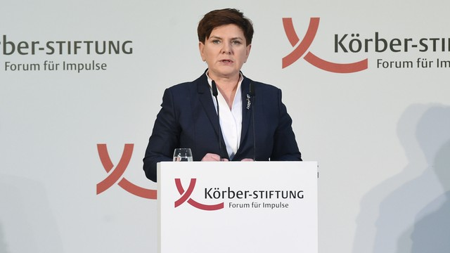 Niemcy o wizycie Szydło w Berlinie: krytyka i zrozumienie