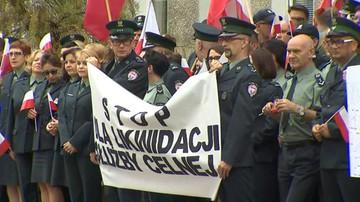 06-06-2016 14:44 Protest celników. Po weekendowych kolejkach na granicy luźniej. W środę pikieta w Warszawie