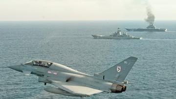 26-01-2017 10:47 Rosja: Wielka Brytania zrobiła przedstawienie z eskortą okrętów