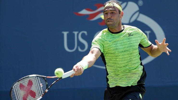 ATP w Chengdu: Baghdatis uzupełnił grono półfinalistów