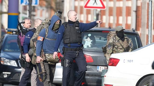 Belgia: Podejrzany dżihadysta zabity podczas akcji przeciwko terrorystom