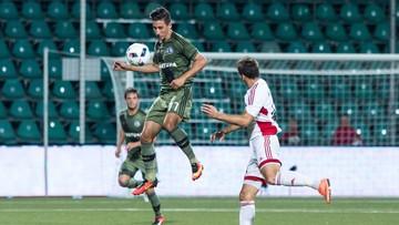 27-07-2016 22:44 LM: Malarz bronił, Nikolić strzelił. Legia pokonuje mistrza Słowacji