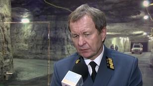 Polkowice: trwają przygotowania do pogrzebu górników