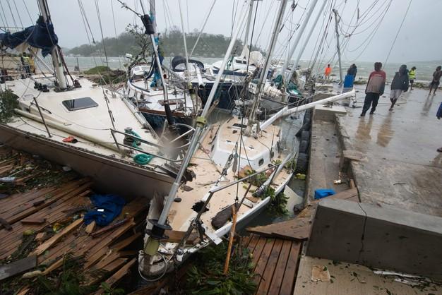 Vanuatu: stan wyjątkowy po przejściu cyklonu