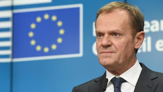 Tusk: deklaracje amerykańskiej administracji niepokojące dla UE