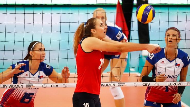 ME siatkarek: Białoruś zagra w ćwierćfinale